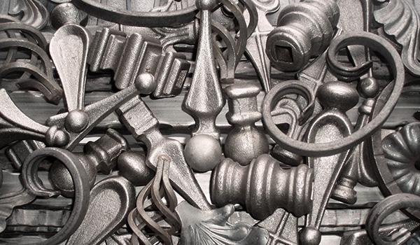 Kovani elementi za umjetničku bravariju